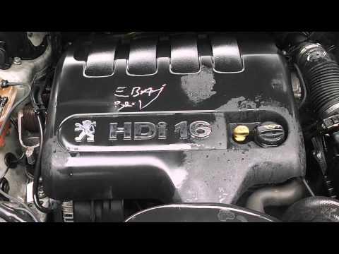 download CITROEN C4 1.6 16V HDi Engine Type 9HZ workshop manual