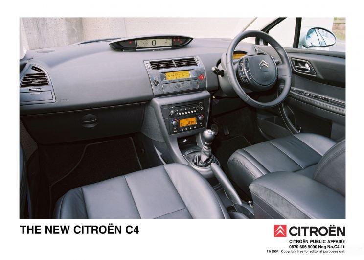 download CITROEN C4 1.6i 16V workshop manual
