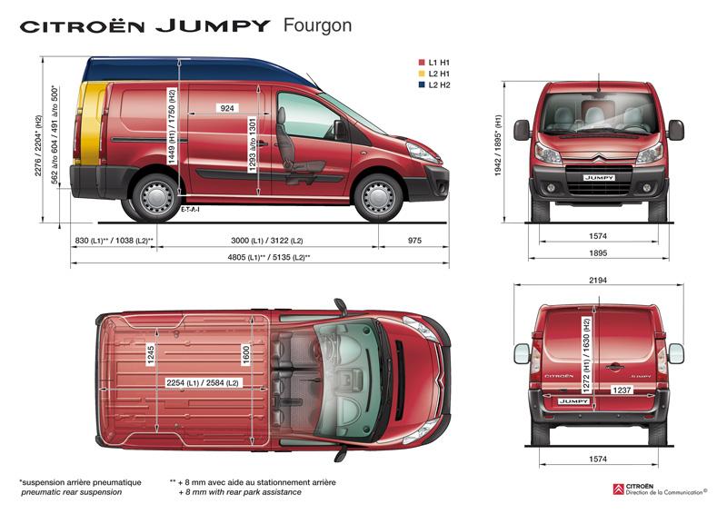 download CITROEN JUMPY II workshop manual