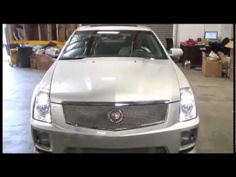 download Cadillac STS workshop manual