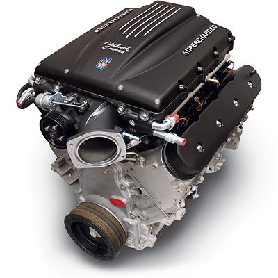 download Carbureted LS 416 Crate Engine w Accessories workshop manual