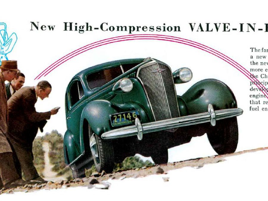 download Chevrolet Chevy 1923 Car workshop manual