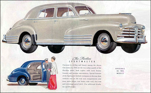 download Chevrolet Chevy 1948 Car workshop manual