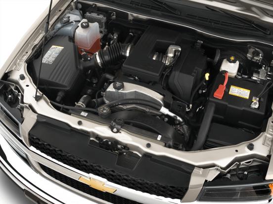 download Chevrolet Colorado workshop manual