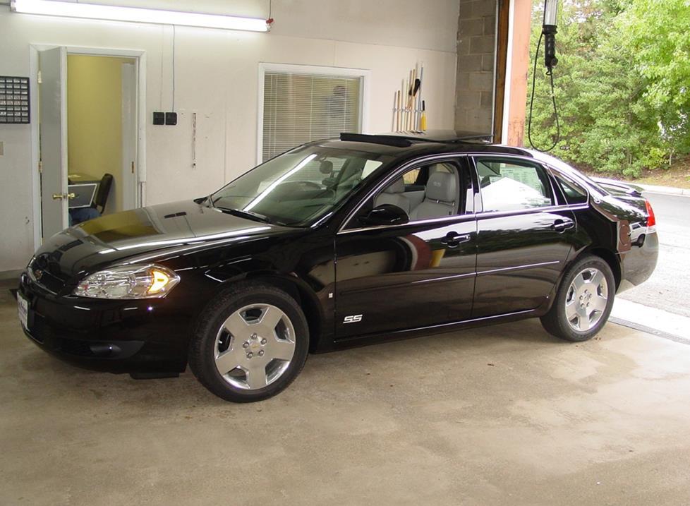 download Chevrolet Impala workshop manual