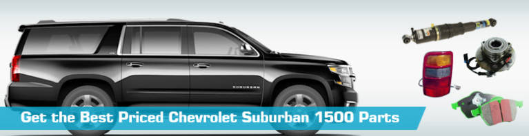 download Chevrolet K1500 Suburban workshop manual