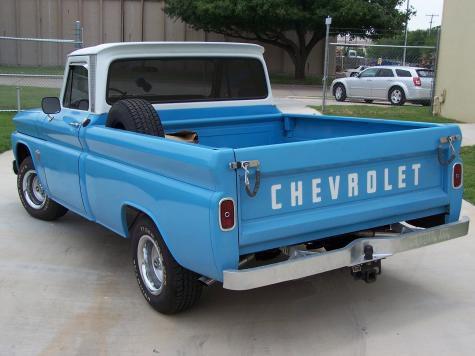 download Chevrolet Light Truck workshop manual