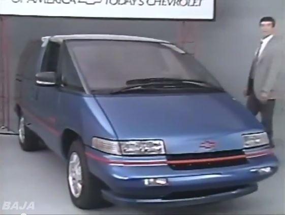 download Chevrolet Lumina APV workshop manual