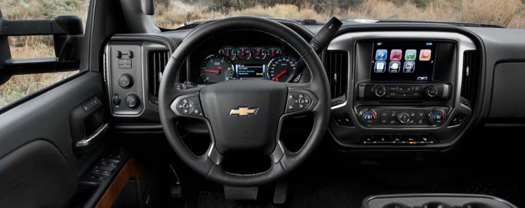 download Chevrolet Silverado 2500 workshop manual
