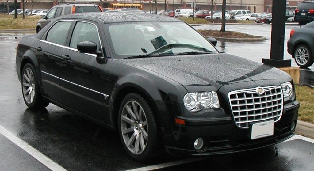 download Chrysler 300LX workshop manual