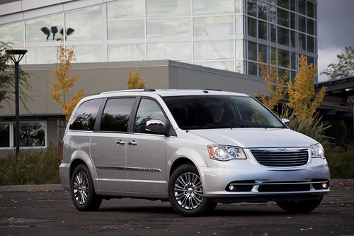 download Chrysler Caravan workshop manual