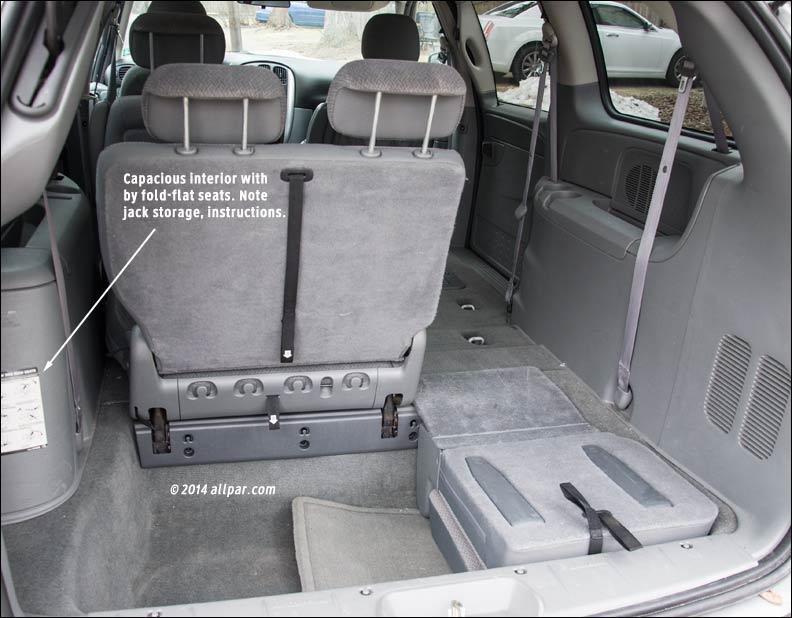 download Chrysler Caravan workshop manual