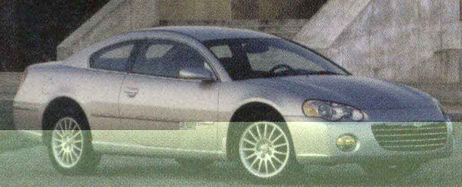 download Chrysler Cirrus Stratus Original workshop manual