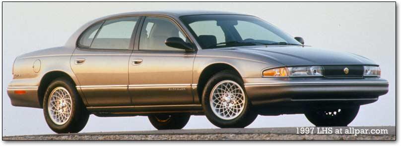 download Chrysler Dodge LH Yorker LHS Concorde Intrepid Vision workshop manual