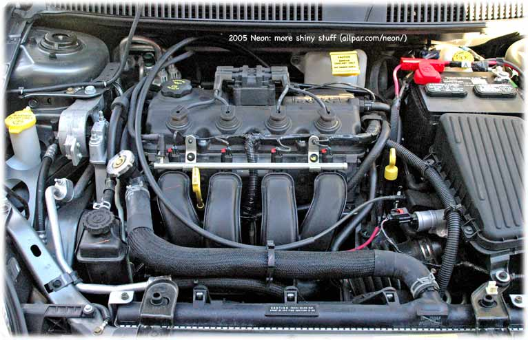 download Chrysler Dodge Neon workshop manual