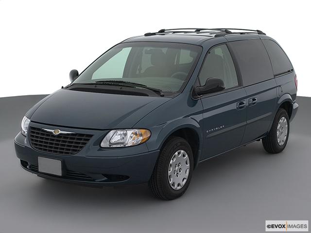 download Chrysler Grand Voyager workshop manual
