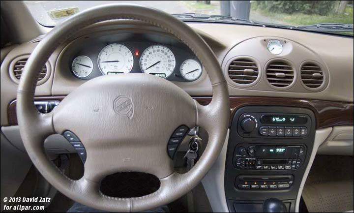 download Chrysler Intrepid workshop manual