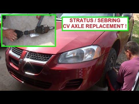 download Chrysler Sebring JR Dodge Stratus workshop manual