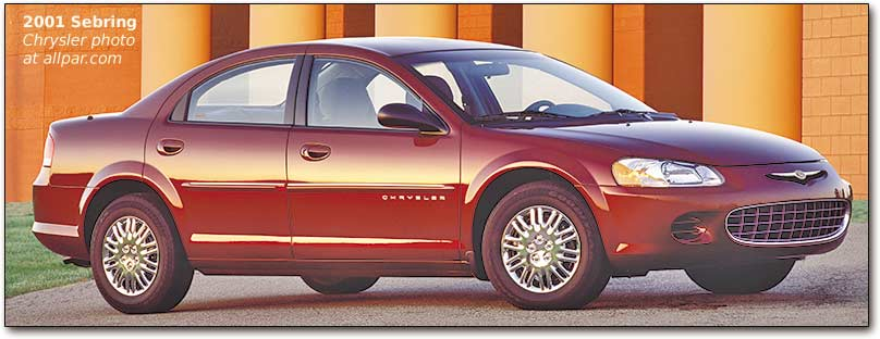 download Chrysler Stratus workshop manual