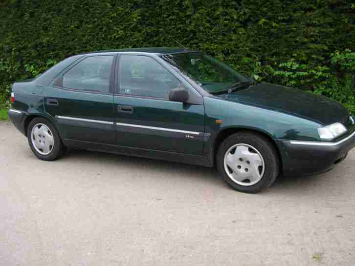 download Citroen Xantia workshop manual