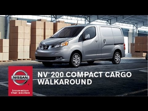 download Compact Cargo Van NV200 workshop manual