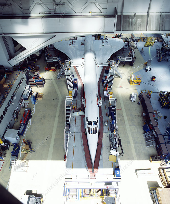 download Concorde workshop manual