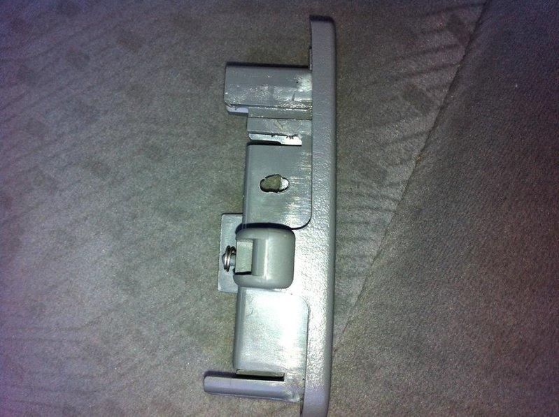 download Console Door Lid Hinge workshop manual