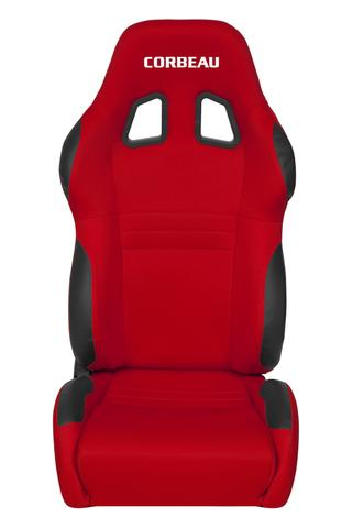 download Corbeau A4 Racing Seat Red Cloth workshop manual