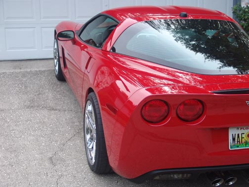 download Corvette 305 workshop manual
