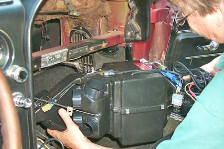 download Corvette Air Conditioning Evaporator Core workshop manual
