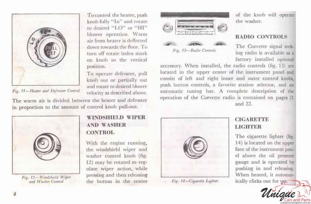 download Corvette Cigarette Lighter With Knob workshop manual