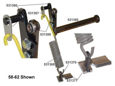 download Corvette Clutch Cross Shaft Lever workshop manual
