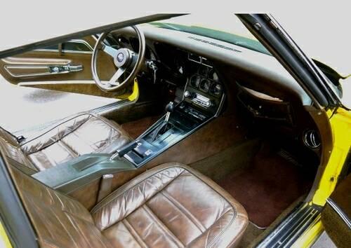 download Corvette Console Specifications Plate L83 workshop manual