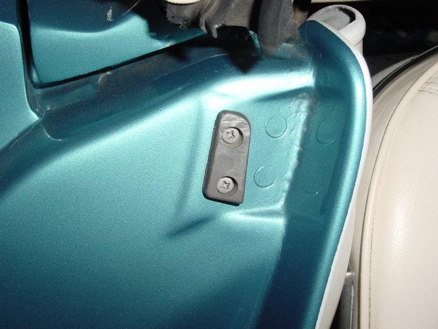 download Corvette Convertible Door Alignment Wedges workshop manual