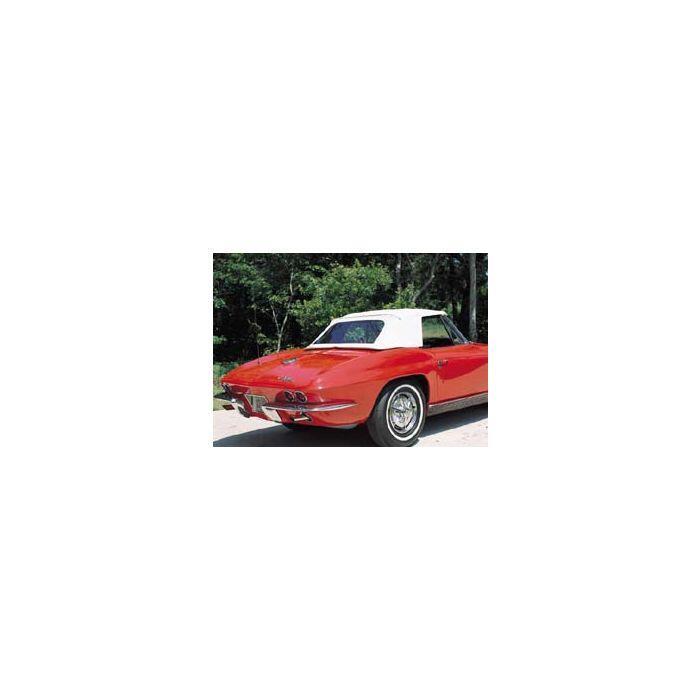 download Corvette Convertible Top Hydem Strip Cap Kit workshop manual