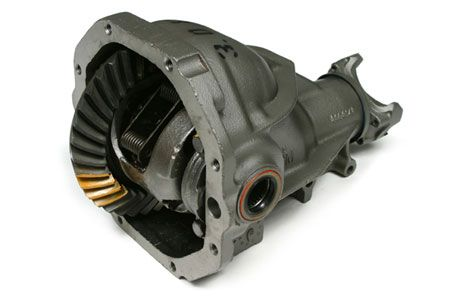 download Corvette Differential Re Kit workshop manual