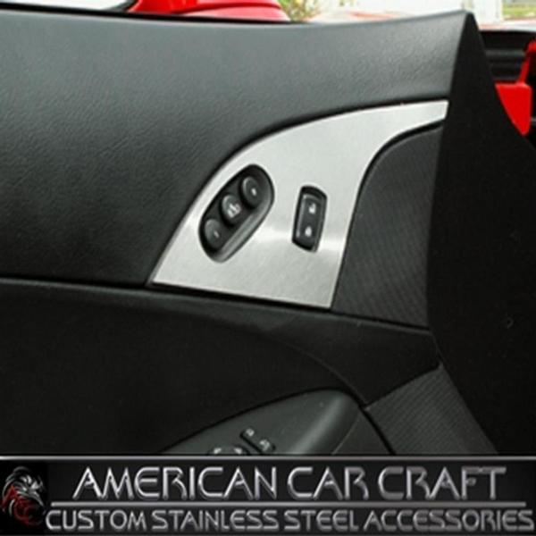 download Corvette Door Panel Control Plate Right With Power Locks workshop manual