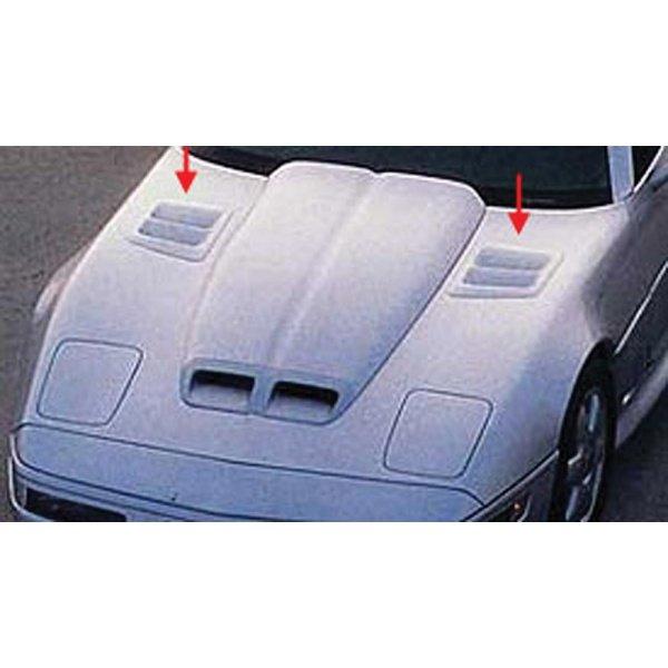 download Corvette Front Spoiler C4R With Driving Lights John Greenwood Design workshop manual