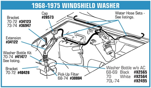 download Corvette Windshield Washer Jar Filter workshop manual