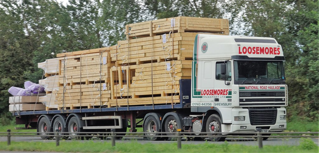 download DAF 95XF Truck workshop manual