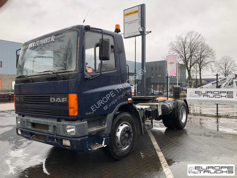 download DAF CF75 workshop manual