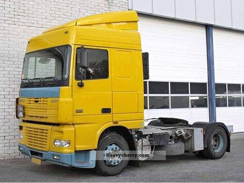 download DAF XF Trucks workshop manual