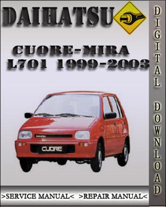 download DAIHATSU F70 F75 F77 Transfer workshop manual