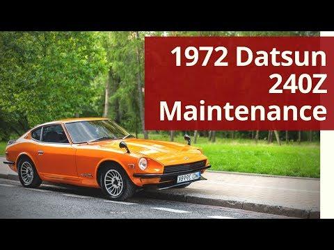 download DATSUN 240Z SPORTS workshop manual