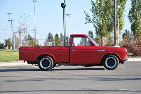 download DATSUN PICK UP520 workshop manual