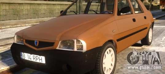 download Dacia Solenza workshop manual