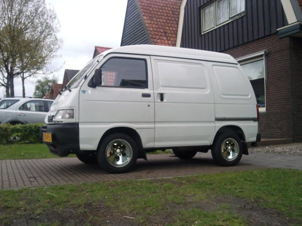 download Daihatsu Hijet Piaggio Porter S85 workshop manual