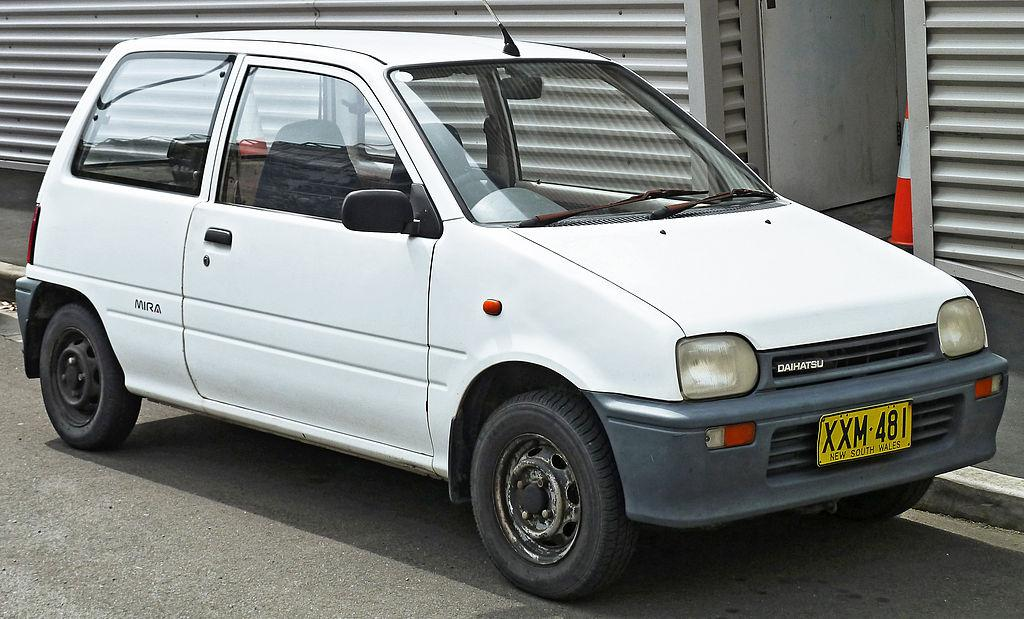 download Daihatsu Mira L701 workshop manual