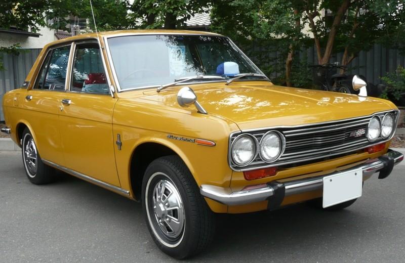 download Datsun 1300 Saloon workshop manual