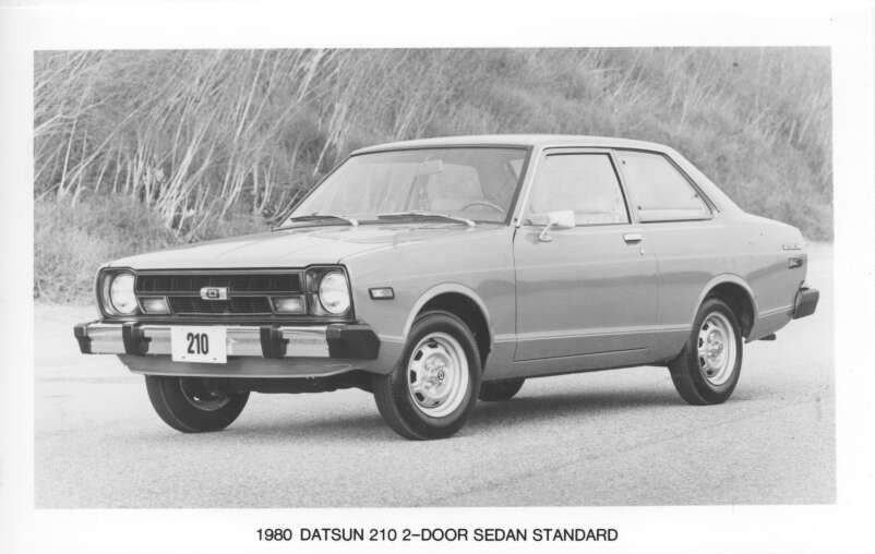 download Datsun 210 B310 workshop manual